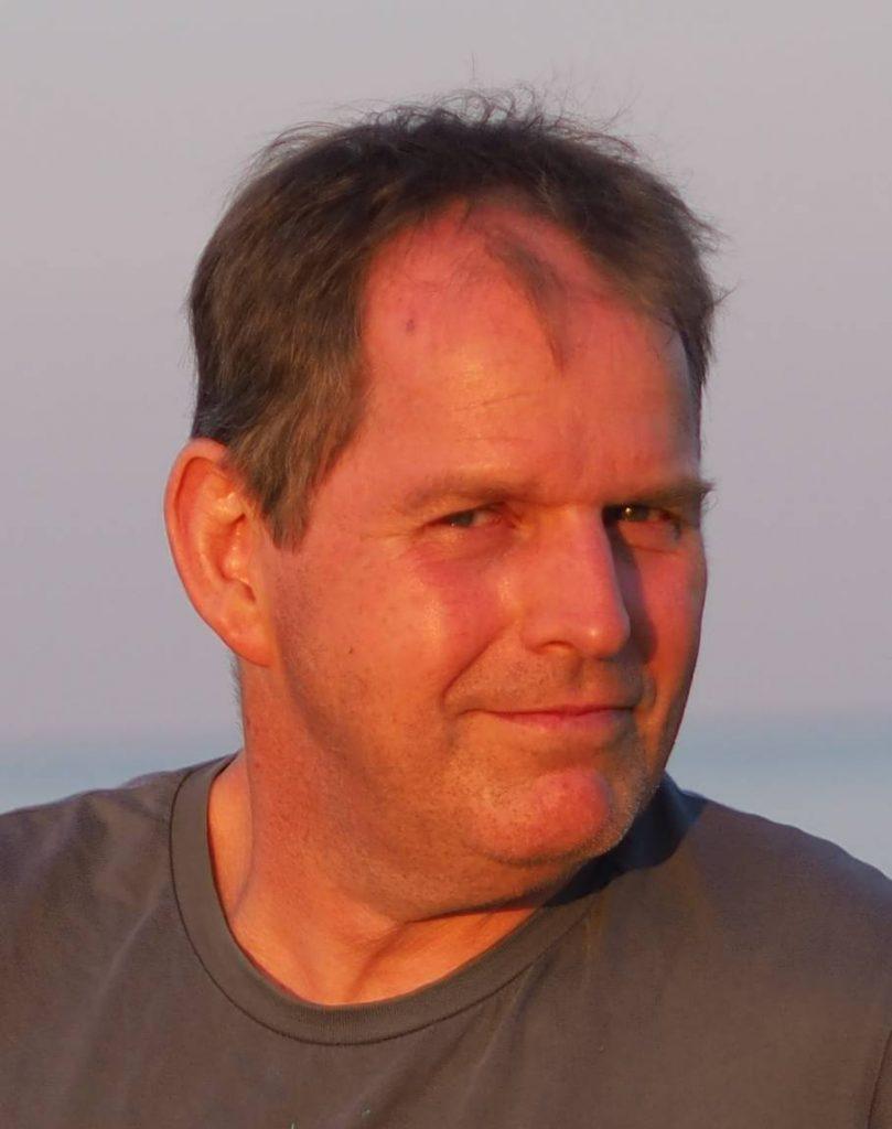 Arne Meier, neuer Fachwart Cross