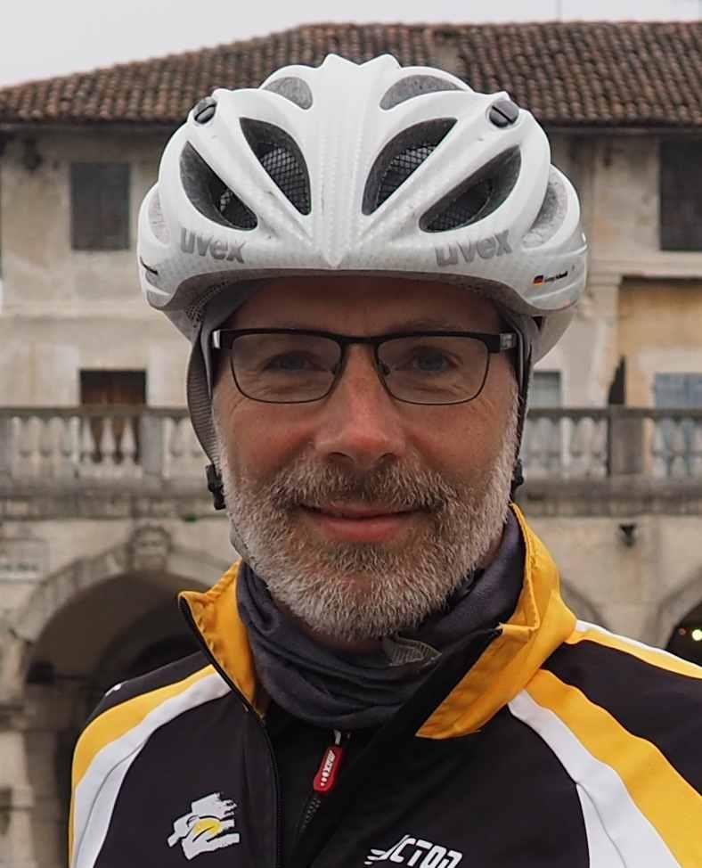 Portrait des neuen Triathlon Fachwarts Georg Schmidt